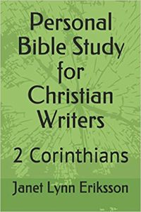Bible Study for Christian Writers