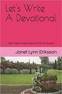 Devotional writing book